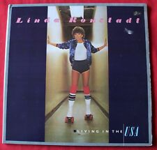 Linda Ronstadt, living in the USA, LP - 33 Tours