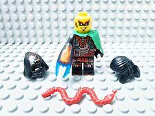 Lego Figur Ninjago ACRONIX Time Twin Sammelfigur 70626