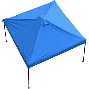 Ozark Trail Blue 10' x 10' Canopy Replacement Cover For Straight Leg Canopies