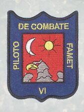 "Piloto De Combate Famet VI Patch - Spanish Army Fighter Pilot  2 3/4"" x 3 1/2"""