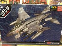 "KIT MAQUETA USN F-4J ""SHOWTIME 100"" MULTI COLOR PARTS 1:72 ACADEMY 12515"