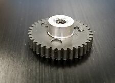 Pro-Track #458 36 tooth Spur Gear, 48 Pitch, 1/8 Axle