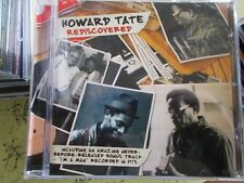 HOWARD TATE - REDISCOVERED - 2004 PRIVATE MUSIC/BMG REMASTERED/EXPANDED CD