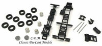 Kenworth Peterbilt GMC Short Chassis Kit 1/87 HO Scale Herpa Promotex 5484