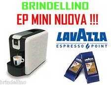 MACCHINA CAFFE LAVAZZA EP MINI EPMINI ESPRESSO POINT CREMA E AROMA NUOVA