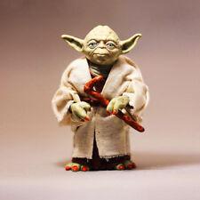 Cute Yoda Jedi Master Hasbro Star Wars The Clone Wars Action Figure Decoration