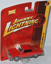 Forever 64 r1 - 1965 CHEVY CHEVELLE ss-red - 1:64 Johnny Lightning