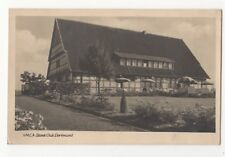 YMCA Stonk Club Dortmund Germany Vintage RP Postcard 841b