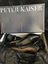 Escarpins Peter Kaiser tout cuir Neufs avec boîte Taille 35fr