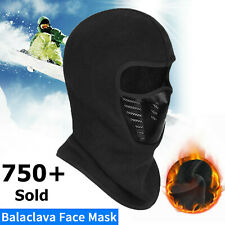 Winter Balaclava Face Mask Cold Weather Windproof Fleece Ski Ninja Full Mask USA