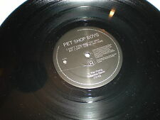 Pet Shop Boys I Don't Know What You Want VINYL Young Collective Felix Da Housect