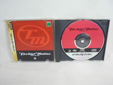 TECHNO MOTOR Sega Saturn Import JAPAN Video Game ss