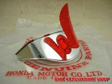 Honda Benly 125 150 C92 C95 CA92 CA95 CS92 CS95 CB92 Headlight Visor Wing Cap
