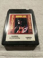 Elvis Presley - Burning Love & Hits From His Movies Vol 2 - 8 Track Tape