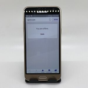 Samsung Galaxy J3 Gold SM-J320P 16GB Sprint