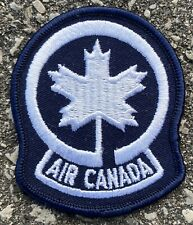 "Vintage Air Canada Uniform Patch Canadian Airline 3.25""x 2.75"" Aviation"