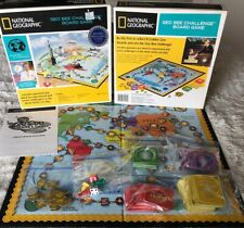 National Geographic Geo Bee Challenge Board Game age 8 and up