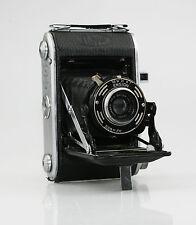 ENSIGN Selfix 220 Folding Camera c.1937 with Ensar f7.7/75mm Lens (MZ85)