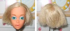 Deluxe Quick Curl Barbie Doll Head (Listing B)