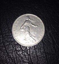1960 France 1 Franc Coin