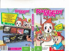 Raggedy Ann:And Friends-1988/1990-TV Series USA-7 Episodes-DVD