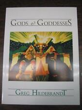 Gods & Goddesses ~ Limited Signed Portfolio by Greg Hildebrandt (1982)