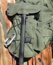 SOG Tactical Hawk Sheath - Olive Drab Kydex/Malice Clip Suspension