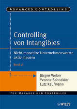 Weber-Controlling von Intangibles BOOK NEW