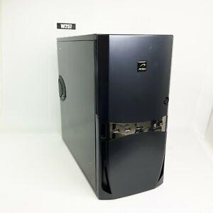 ANTEC CUSTOM BUILD DESKTOP INTEL CORE 2 QUAD CPU 2.40GHz 8GB 500GB WIN10 W257