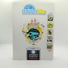 NEW Moonlite Gift Pack Storybook Projector for Smartphones w/5 Stories MSRP $40