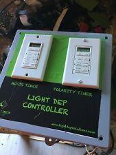 4 MOTOR greenhouse LIGHT DEP timer controller