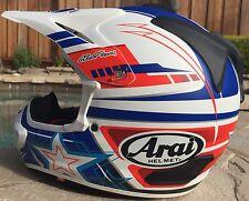 Arai VX Pro 4 Yankee MX motorcycle helmet  (not Tip Tickle Dazzle Bogle Nicky)