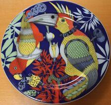 Piatti da cucina dessert blu in porcellana
