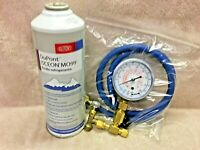 R22 Replacement MO99, 23 oz Recharge Kit REFRIGERANT The Quick Switch Replace 22