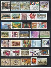 Australia - 50 Different Stamps (B)