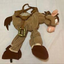 Disney Store Bullseye Toy Story Costume Plush 4-6X
