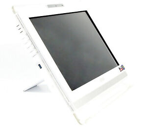 MSI MS-AA8111 All-In-One AMD A4 /4GB / 500GB HDD / 19,5'' Touchscreen W10P  weiß