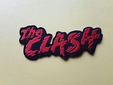 THE CLASH SEW / IRON ON PATCH (a)