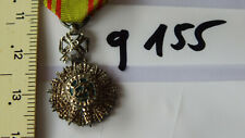 Orden Tunesien Nichan Iftikhar Miniatur (q155)