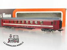 JL395 H0 =DC LIMA 9207 COCHE RESTAURANTE 51 87 88 80-006-9 LE CAPITOLE SNCF OVP