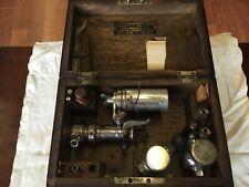 Antique Steam Locamotive  Valve  Testing Kit The SCHAEFFER & BUDENBERG MFG CO,
