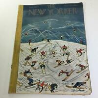 The New Yorker February 5 1955 Full Magazine/Theme Cover Ludwig Bemelmans