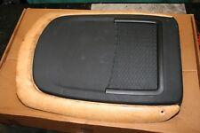 BMW E46 Rückwand mit Netztasche schwarz für Standard Sitz H/L 5009