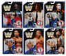 WWE Figures - Retro Series 2 - Mattel - Brand New - Sealed