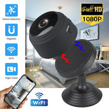 Mini IP WIFI 1080P HD Camera Camcorder Wireless Home Security DVR Night Vision