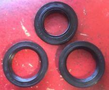 MG TD/TF rear axle set of NEW seals (3 pcs)