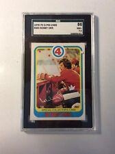 1978-79 Bobby Orr O PEE CHEE # 300 SGC 86 Hockey Card