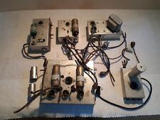 Vintage Valve / tube Amplifier, pre amp and power supply chassis for spares