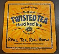 Twisted Tea Coasters Bundle Lot Of 10 Hard Iced Tea Spiked Brewing Bar NIP