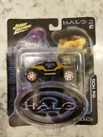 Halo 2 Micro Series 1 - The Hog by Johnny Lightning unopened 1/64 scale Gold